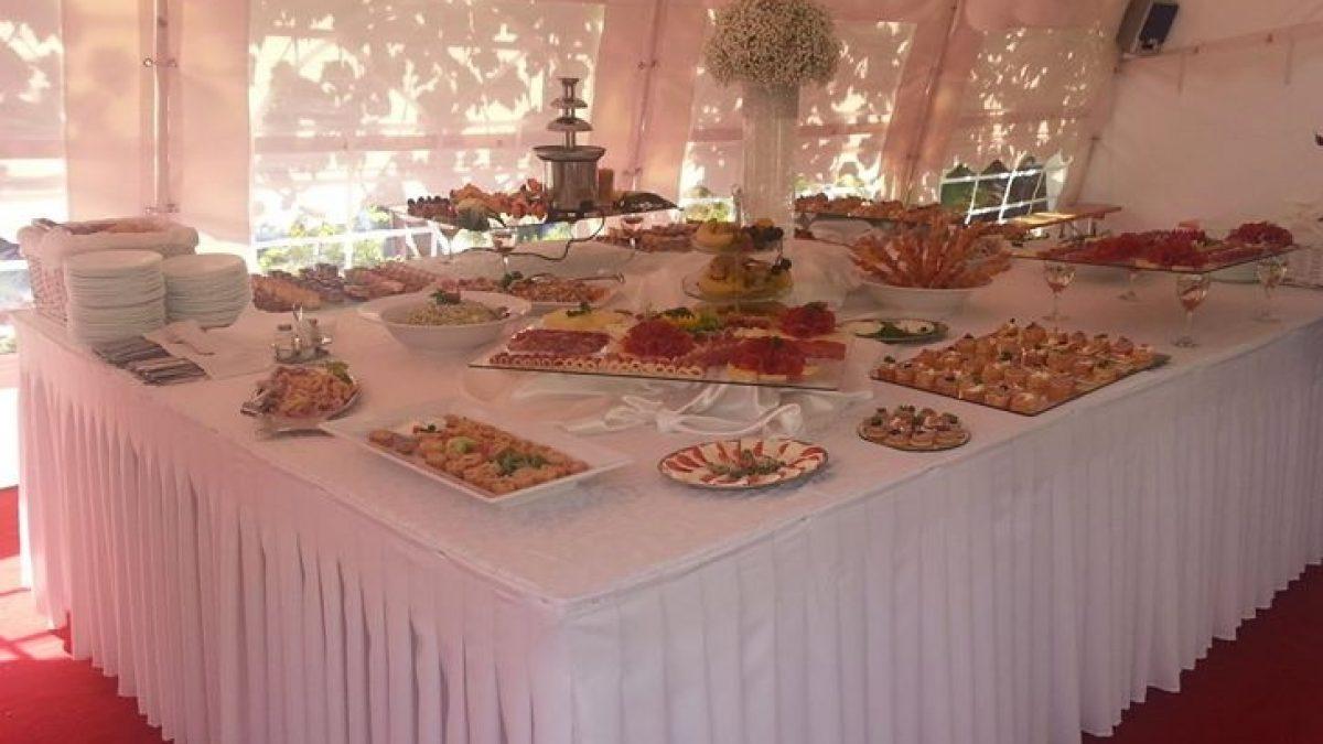 Catering & Šatori